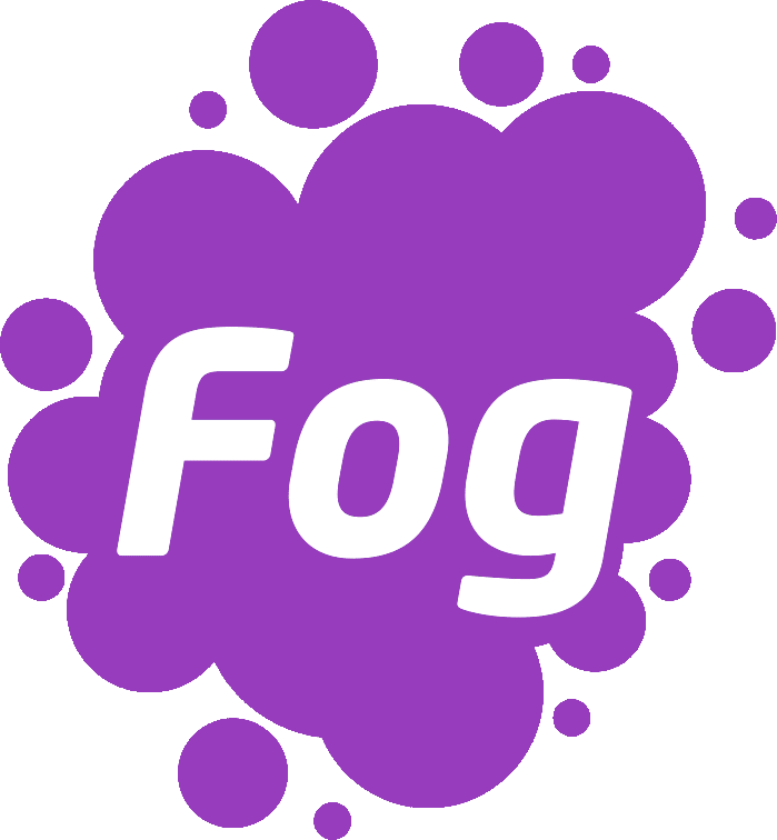 Fogging Now website logo
